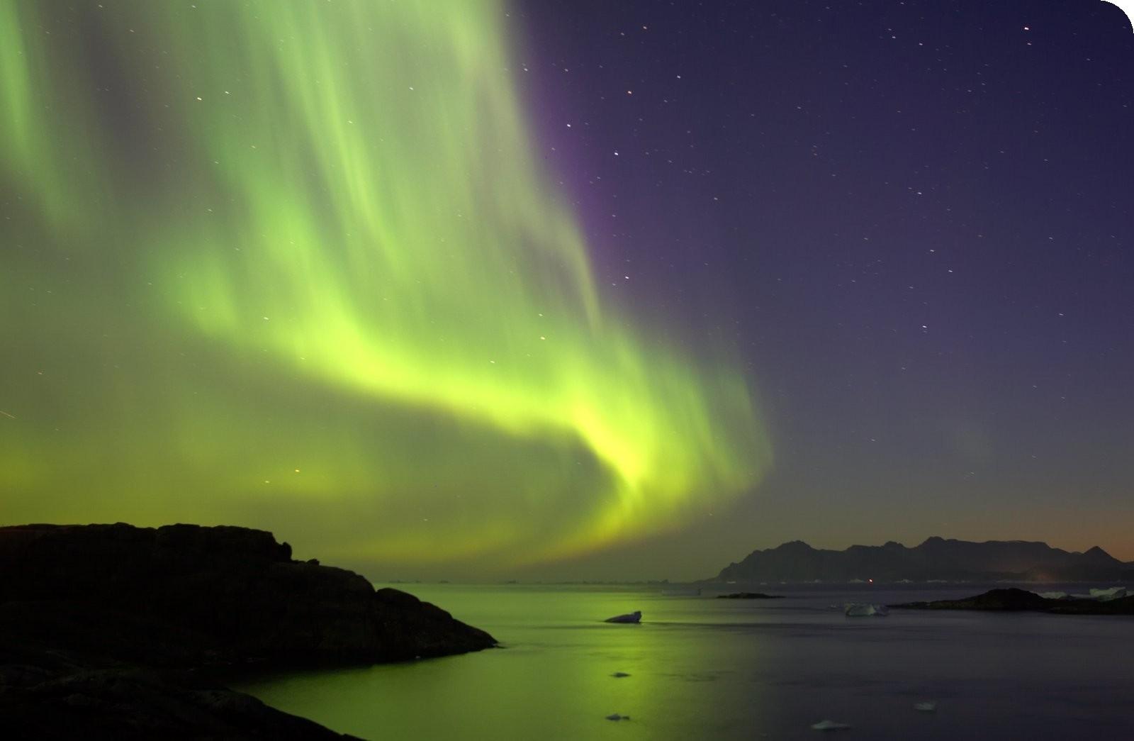 Aurora boreal 2011 janus aureus for Aurora boreale sfondo