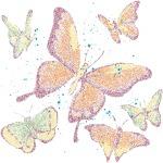 5647 Butterflies