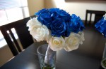 blue and white rosesDSC_0666