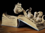 book-sculptures