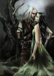 Geralt_and_bruxa_by_wrednawiedzma