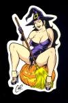 witch.vulgar